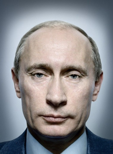 Фотограф Платон вспоминает, как снимал Путина для обложки Time