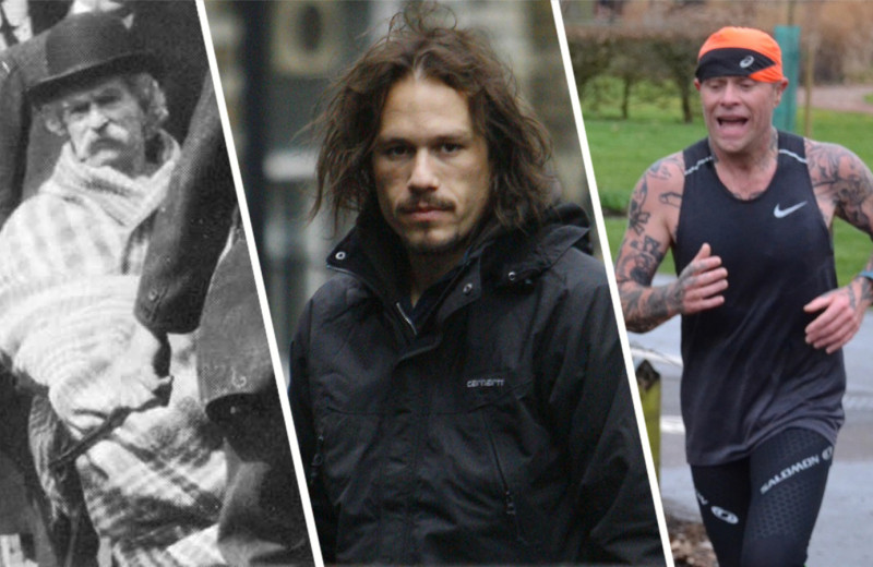 8 последних фотографий знаменитых людей