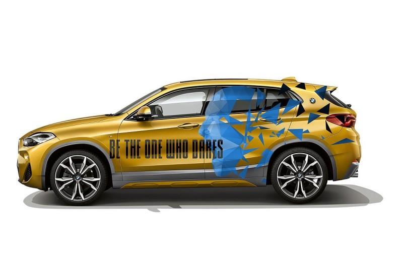 12 марта стартует BMW X2 Design Battle