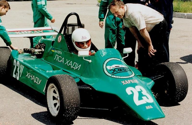 Самые быстрые в Советском Союзе: советская «Формула»