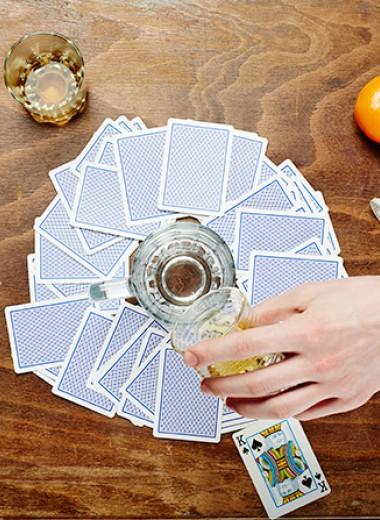 Спиртакиада: ещё 11 алкогольных игр