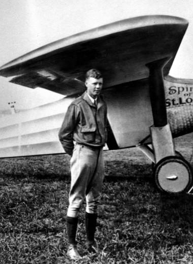 История Чарльза Линдберга: человека, который первый в одиночку перелетел Атлантический океан