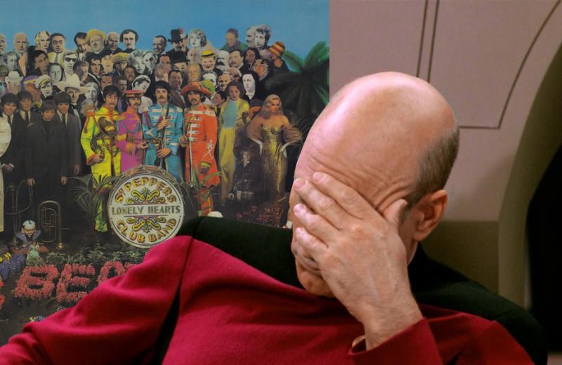 «Сержант Пеппер» The Beatles больше не самый великий альбом всех времен