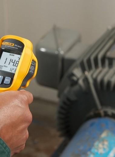 Знакомьтесь, пирометр: измеряем температуру дистанционно