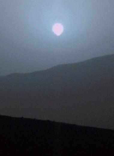Как звучит рассвет на Марсе?