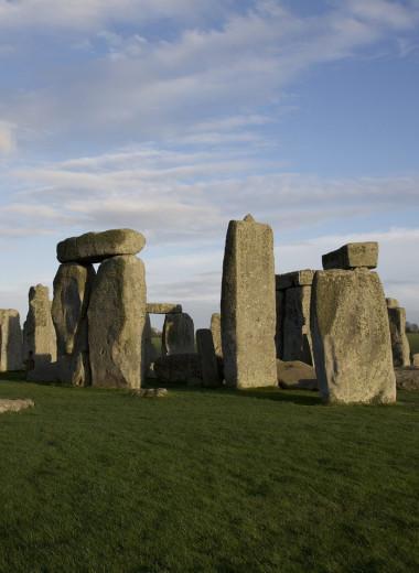 Переезд по-английски: древние жители Уэльса брали с собой Стоунхендж