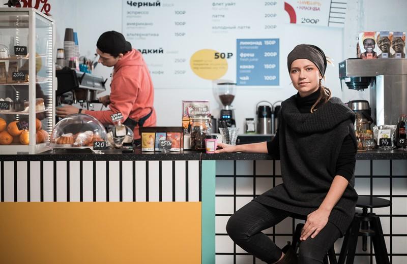 Кофейня на спор: как копирайтер попыталась открыть первый в жизни бизнес