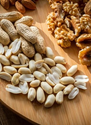 6 орехов, которые стоит есть как можно реже (некоторые из них опасны)