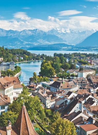 Из Люцерна в Интерлакен: неистовая Швейцария