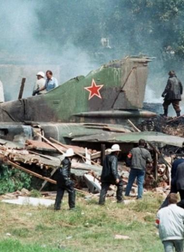 Самолет-беглец: самая нелепая катастрофа советского истребителя
