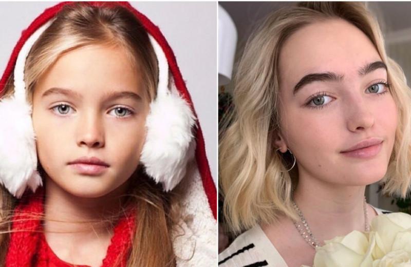 Как сейчас выглядят модели, которых называли самыми красивыми девочками в мире
