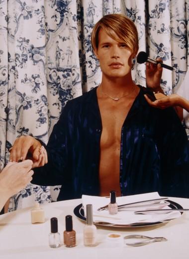 Почему мужской макияж – это нормально