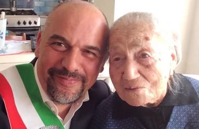 Самый старый житель Европы скончался в Италии