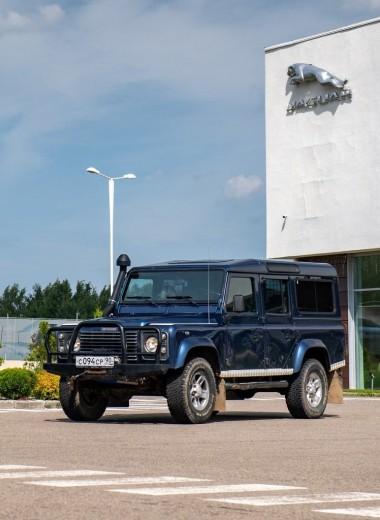 Land Rover Defender: кто круче - новый или старый