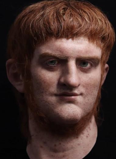Нос алкоголика и львиные волосы: новая версия внешности Нерона