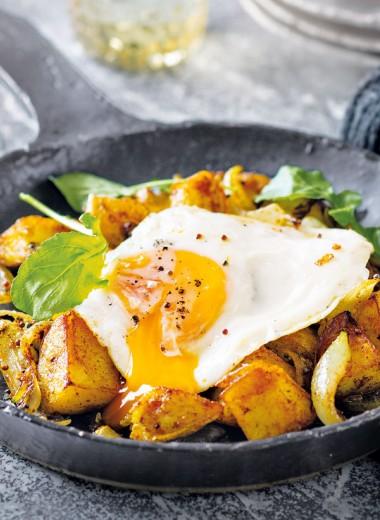 Как приготовить молодую картошку: 4 рецепта на каждый день