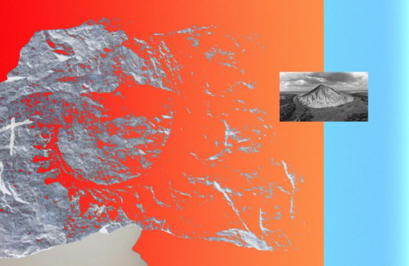 Большой башкирский риф