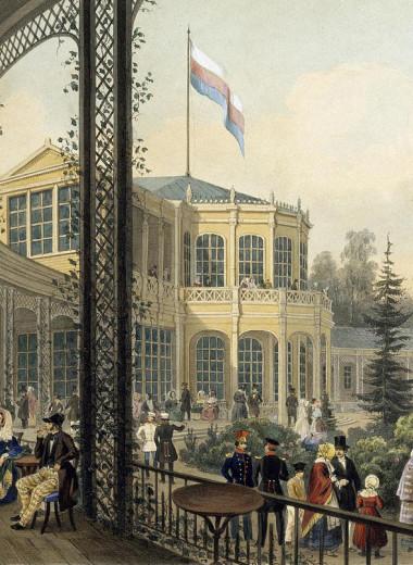 Магия, балы и гудки паровозов: как Павловский вокзал изменил историю российской музыки