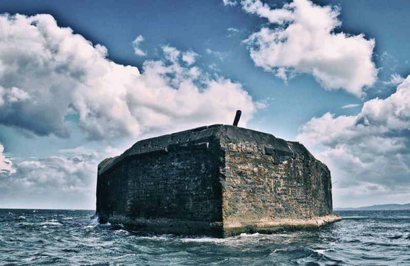 Утомленные бетоном: захватывающая история форта Драм
