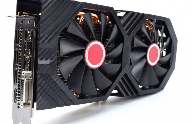 Тест XFX Radeon RX 590 Fatboy 8GB GDDR5: недорогая видеокарта-толстяк
