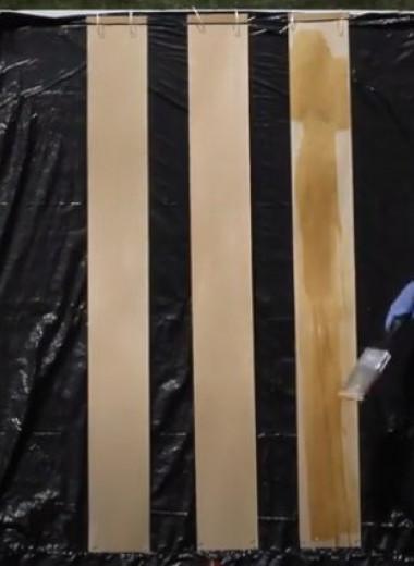 Найден новый способ делать древесину прозрачной