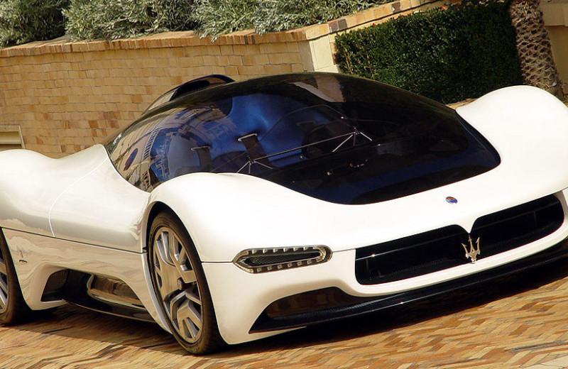 10 необычных Maserati