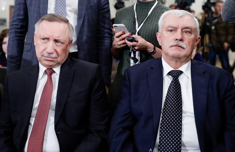 Полтавченко встает на якорь
