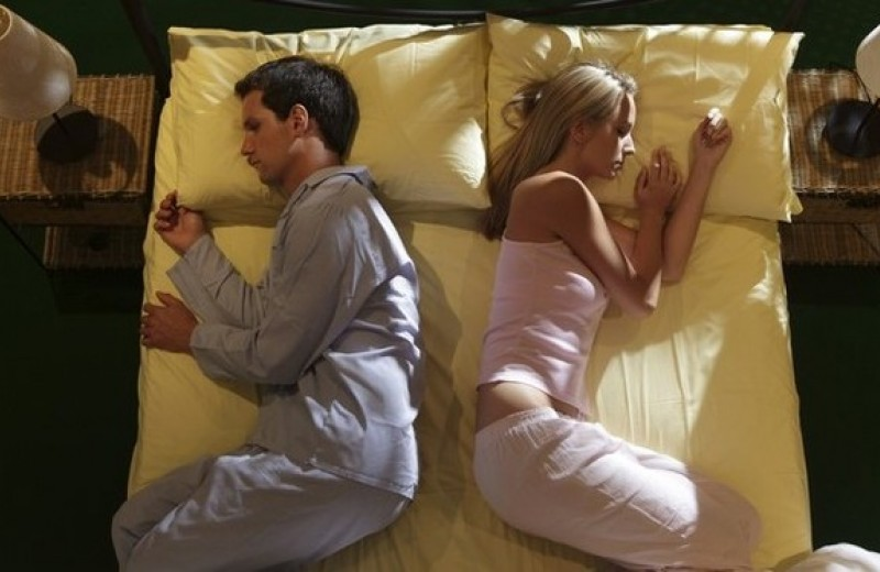 Почему замужние женщины отказываются от секса