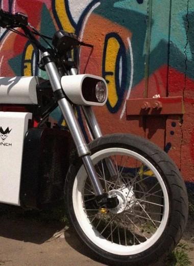 «Панч»— мотоцикл нового поколения, созданный в России и Белоруссии