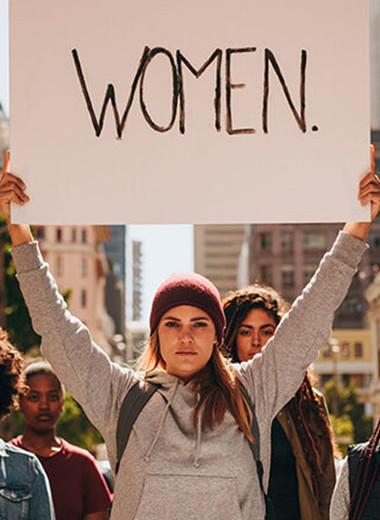 «Разрушили семьи, уничтожили демократию»: феминизм глазами мужчин
