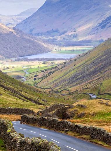 9 лучших автомаршрутов для путешествия по Великобритании и Ирландии