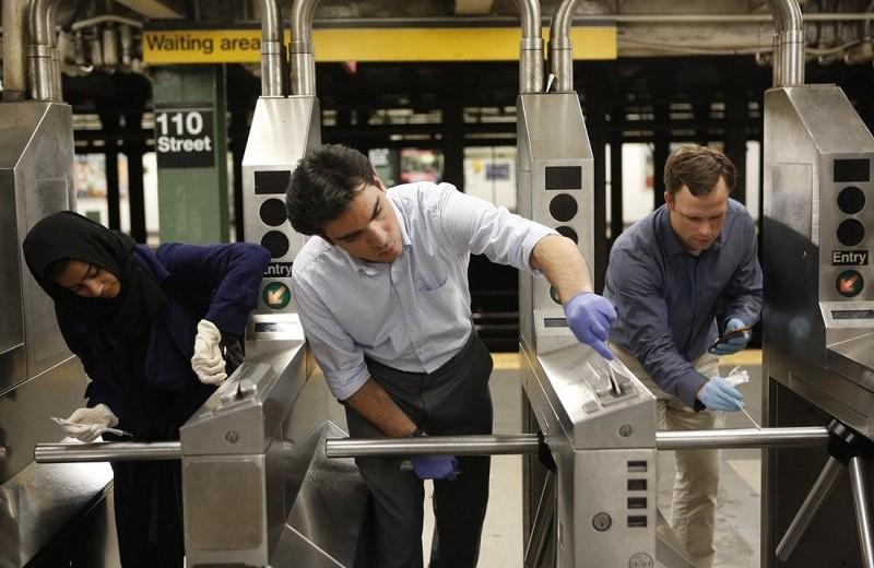 Микробиом московского метро оказался похож на нью-йоркский