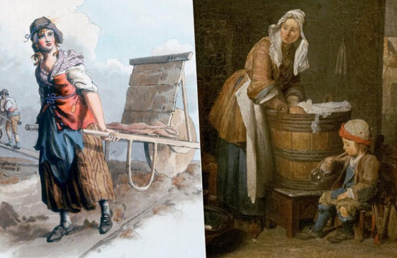 Женщины и работа: были ли времена, когда мы бездельничали?