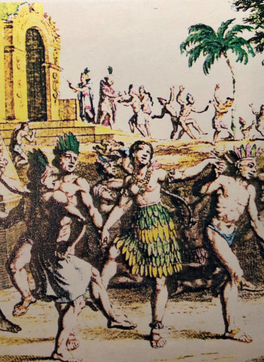 Экзотические сексуальные обычаи древних ацтеков