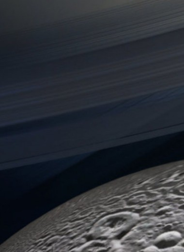 «Кассини» записал «разговор» Сатурна с Энцеладом