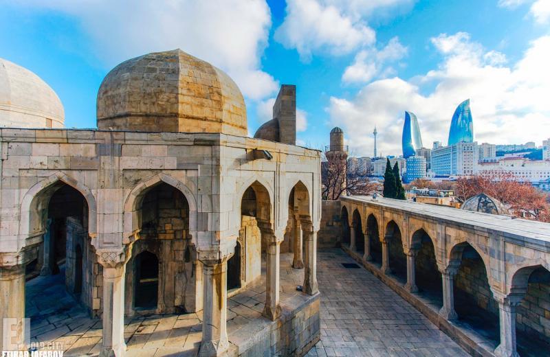 Приглашаем в путешествие по Азербайджану вместе с шеф-фотографом «NationalGeographic Россия»!