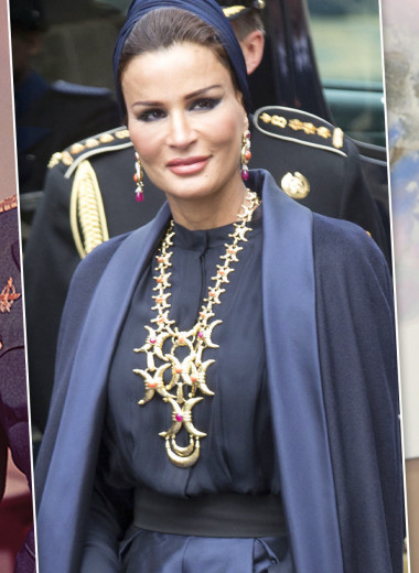 Что такое мода по-мусульмански? 3 невероятно стильных первых леди Востока