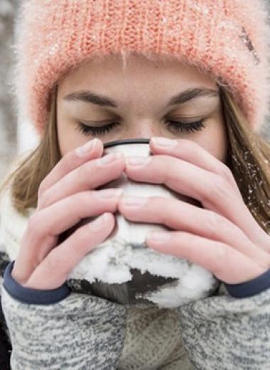 Почему мы переедаем зимой и как с этим справиться
