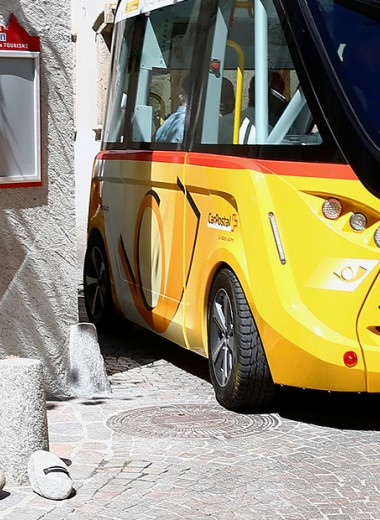 Ольга Ускова: Мир без водителей. Как беспилотные машины заменят таксистов и дальнобойщиков