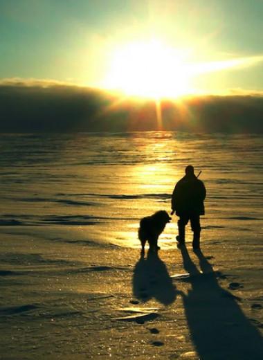 Как устроен быт женщины на далекой полярной станции: