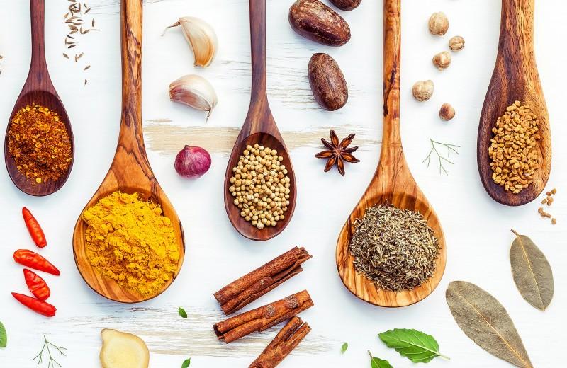 5 специй, которые обладают антисептическими свойствами
