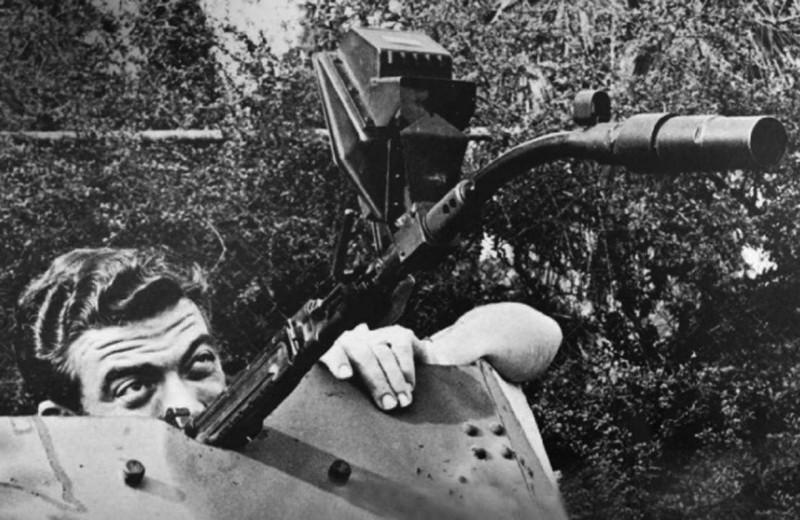 «Холостой выстрел»— фиаско автомата, который стрелял из-за угла