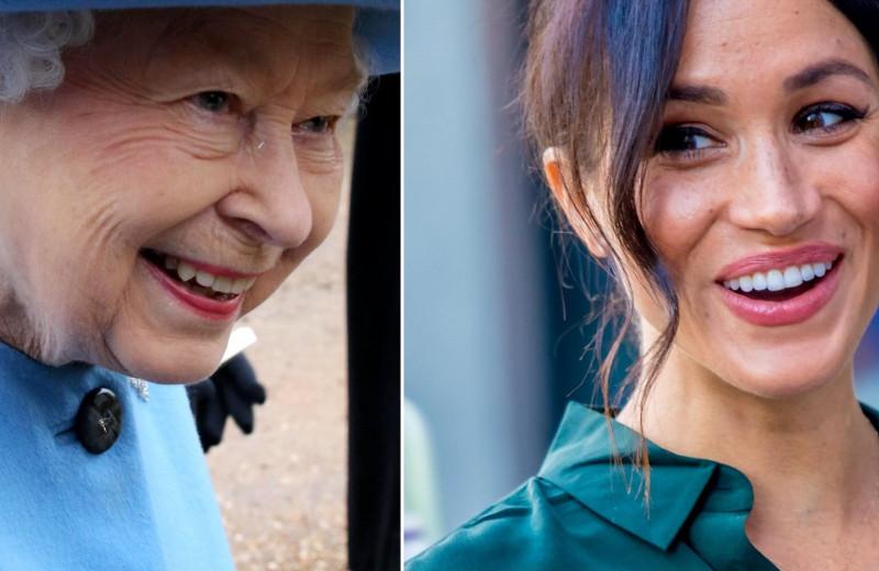 Королева нарушила важную традицию: как Елизавета II полюбила Меган Маркл