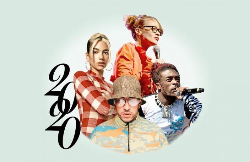 Лучшие зарубежные музыкальные альбомы 2020 года