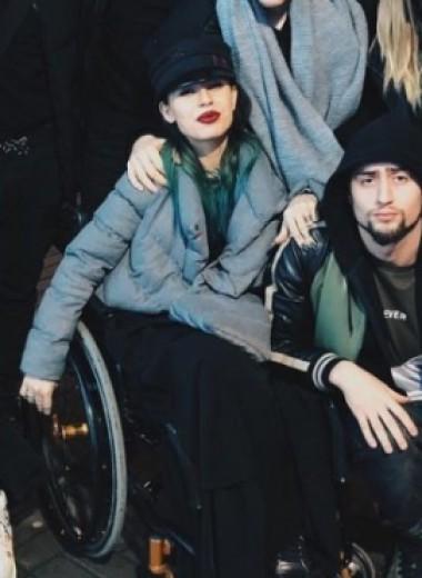 Сэмми Джабраиль: «У меня нет ноги, но я все еще полноценная девушка»
