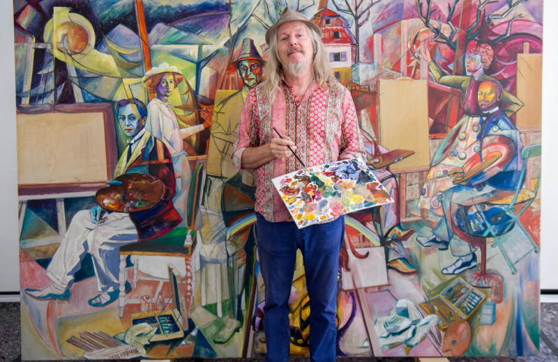 Подделал картин на $21 млн, отсидел четыре года и живёт в Швейцарии: история фальсификатора Вольфганга Бельтракки