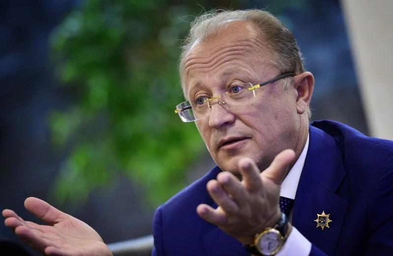 Развод по-сибирски: мультимиллионеры Федяев и Гридин делят бизнес