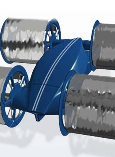 Российские разработчики испытали беспилотный циклолет