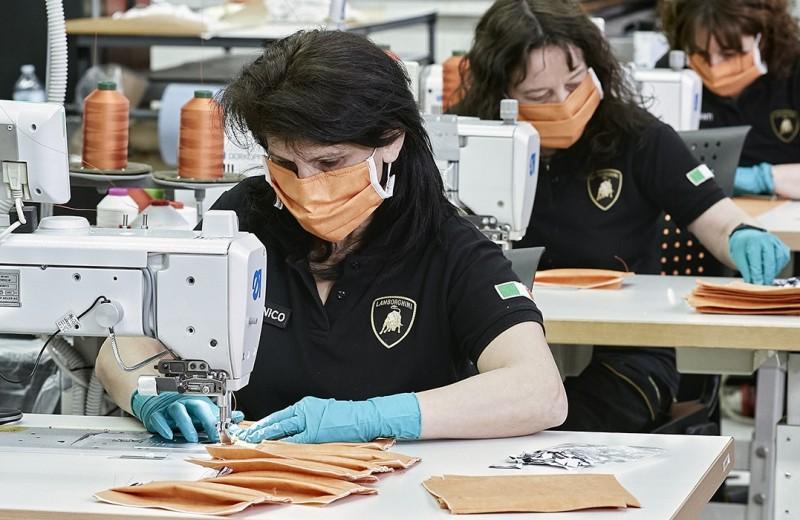 Шьют маски и собирают аппараты ИВЛ. Автопром борется с COVID-19