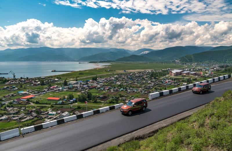 Вокруг света за 70 дней: Россия – Монголия